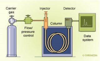 اندازهگیری نیتروژن، کربن و هیدروژن با استفاده از روش احتراق - کروماتوگرافی گازی