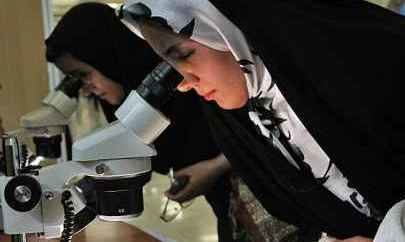 نخستین دوره جایزه «زنان در علم» اعطا شد