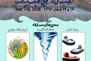 سومین دوره مسابقات ملی دانشجویی مکانیک سیالات