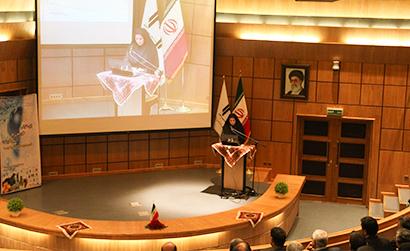 پیام دکترزهراحسنی دبیر اولین کنفرانس علوم و فناوری های شیمی کاربردی